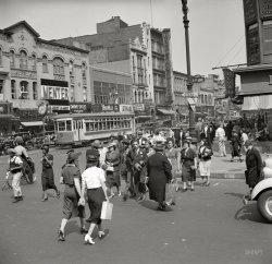 Crossing Seventh: 1938