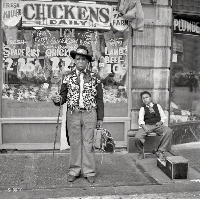 Mr. Bojangles: 1938