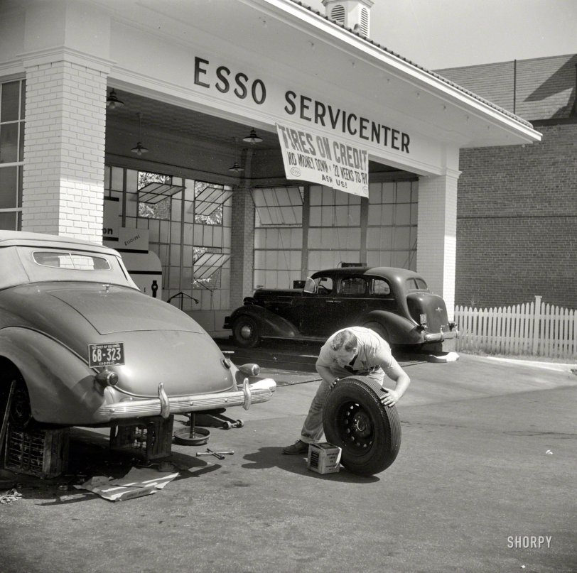 Tires on Credit: 1940