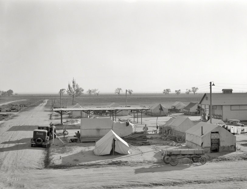 Kern County Camp: 1936