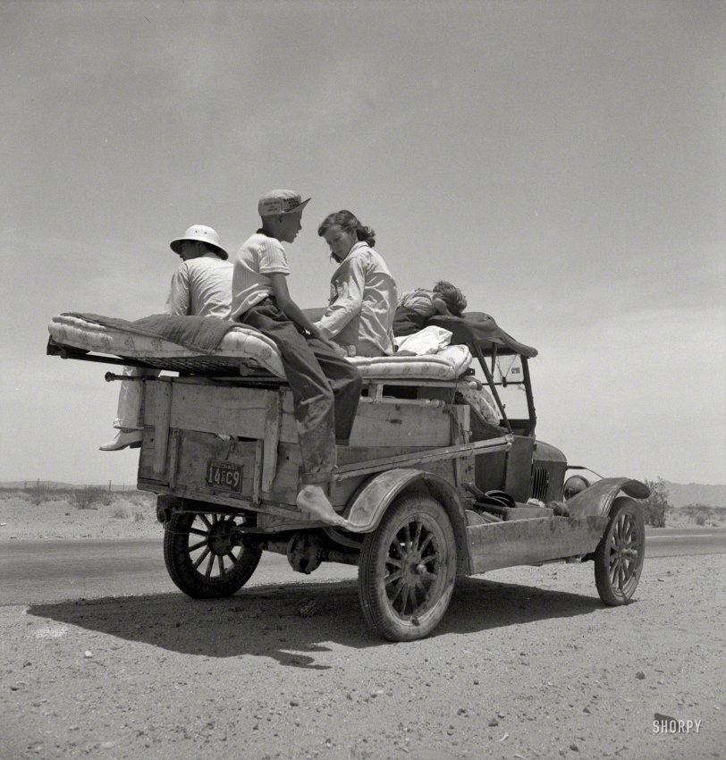 Family Trip: 1937