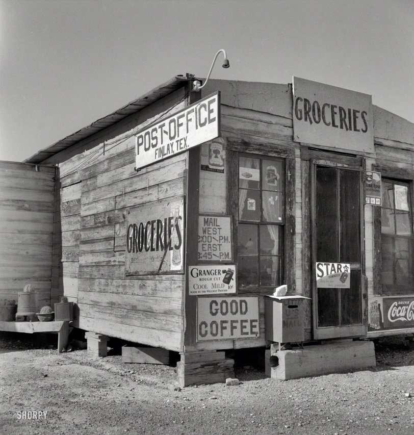Good Coffee: 1937