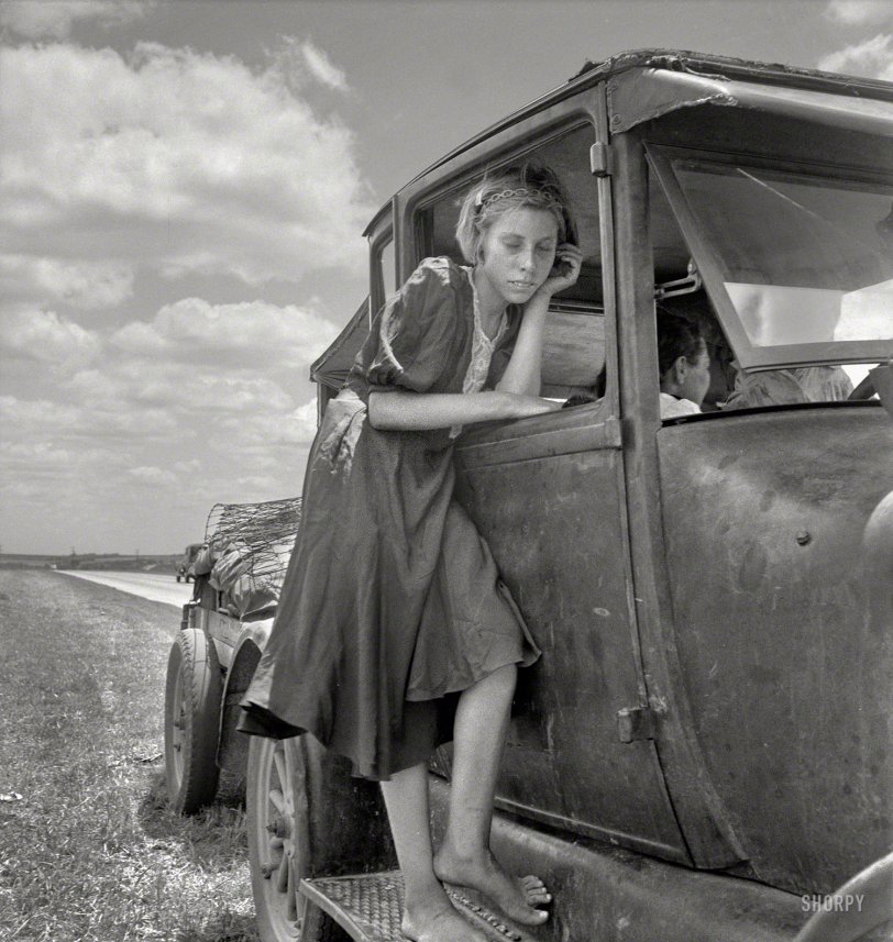 Following the Cotton: 1937