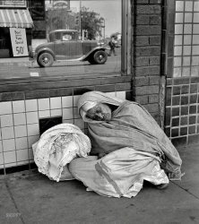 Sleeping Gypsy: 1938
