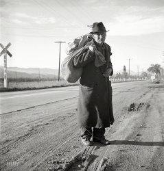 Veteran Hobo: 1938