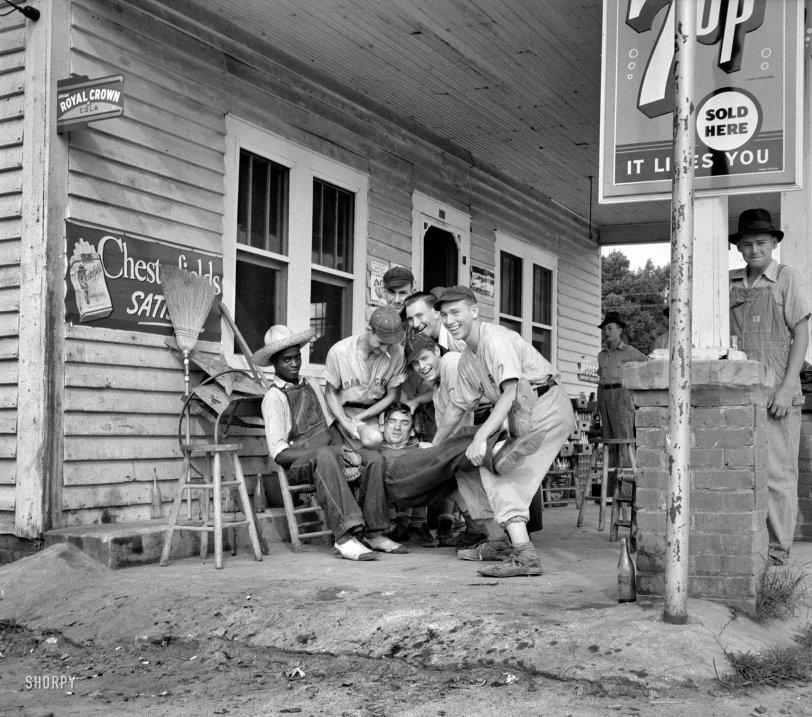 Cedargrove Sluggers: 1939