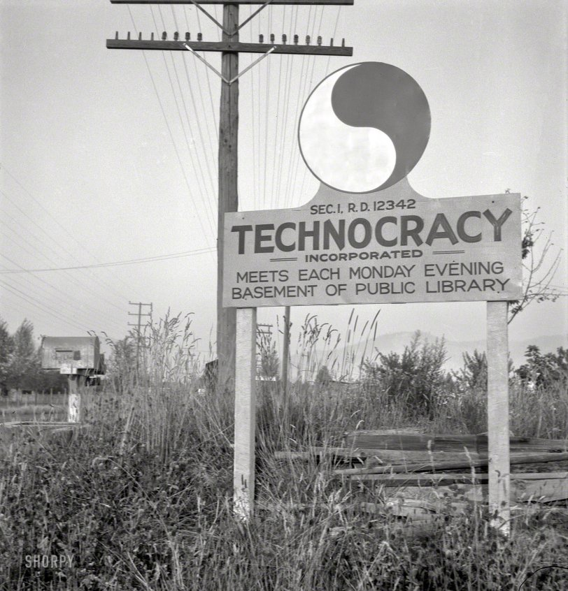 Technocracy Inc.: 1939