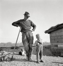 Daddy's Little Farmer: 1939