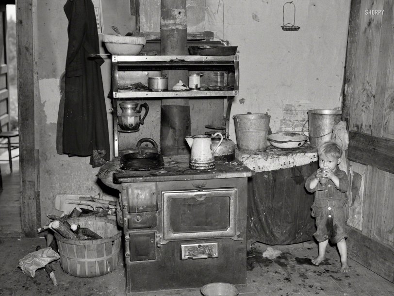 Kitchen Nightmare: 1937