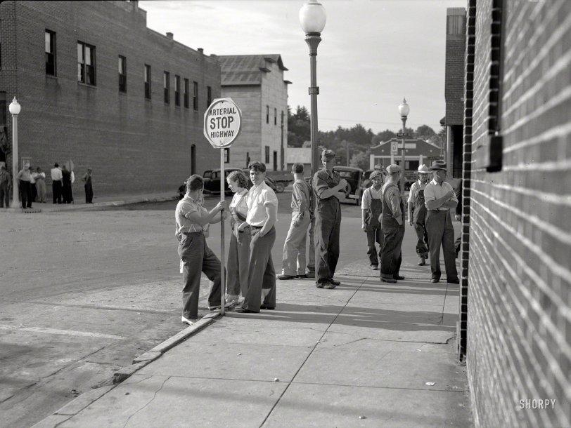 Arterial Stop: 1937