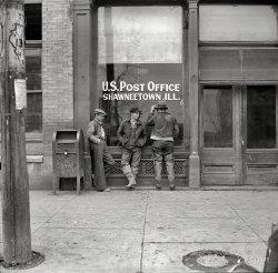 Shawneetown: 1937