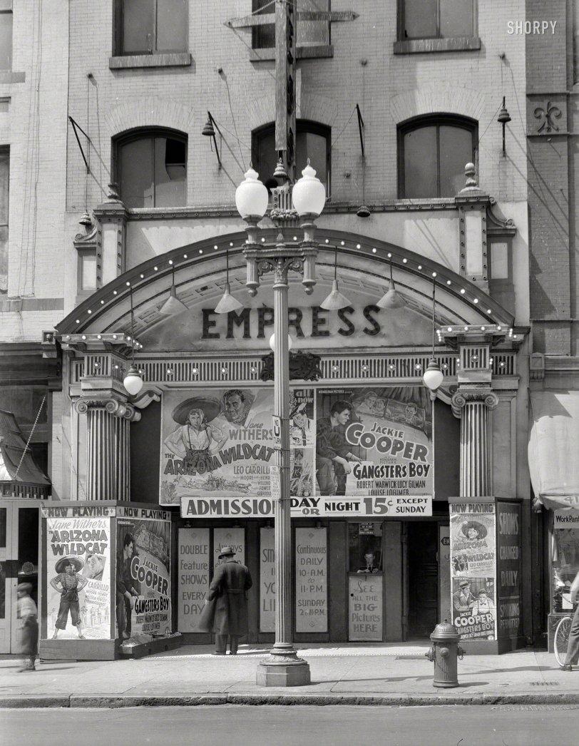 The Empress: 1939