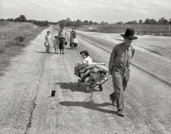 On the Road: 1936