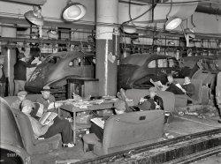 Strike Lounge: 1937