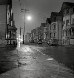 While the City Sleeps: 1940