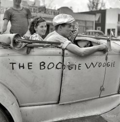 The Boogie Woogie: 1940
