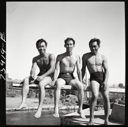 Summer Internees: 1942