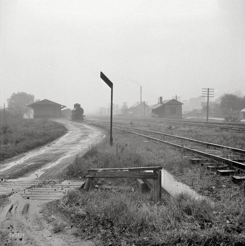 A Foggy Day: 1941