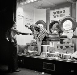 Window Dressing: 1941