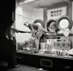 Window Dressing: 1941