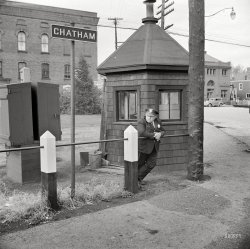 The Crossing Guard: 1941