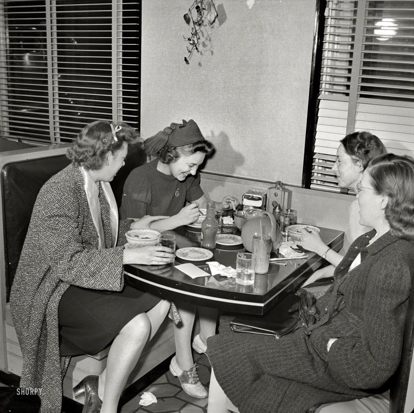 Girls' Night Out: 1941