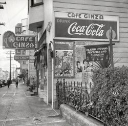Cafe Ginza: 1941