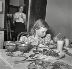 Save Room for Dessert: 1942