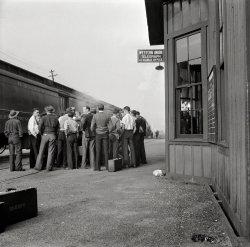 Northward Bound: 1942