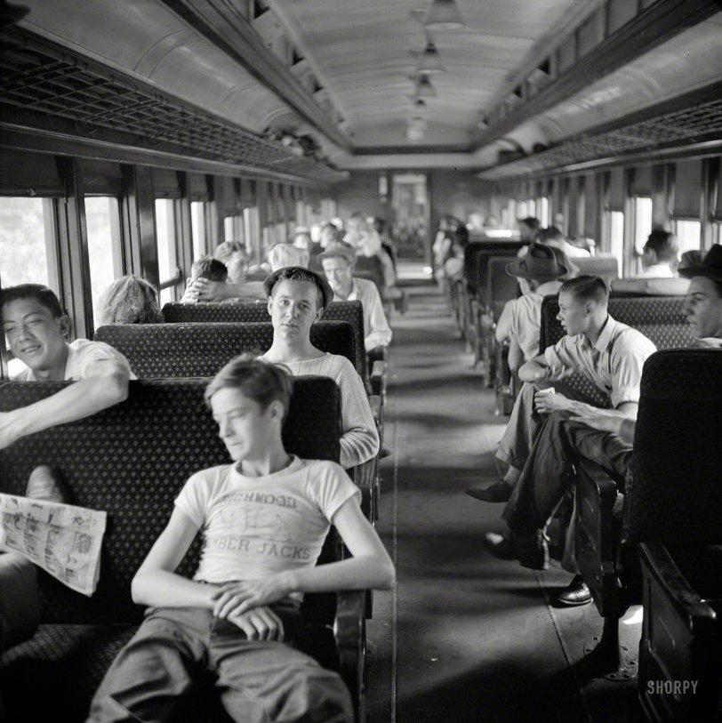 Peas Train: 1942