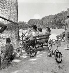 Stadium Parking: 1942