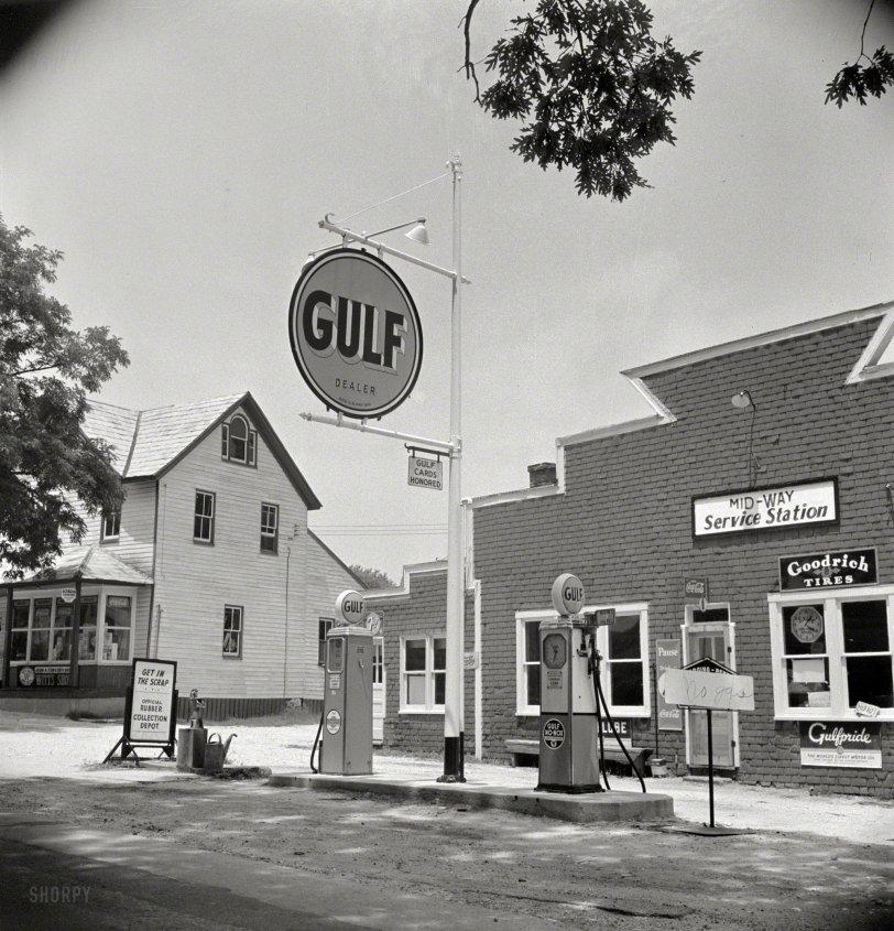 No-Nox, No Gas: 1942