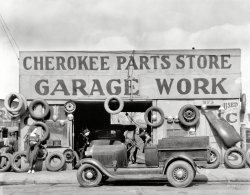 Cherokee Parts: 1936