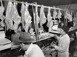 Meat Market: 1943