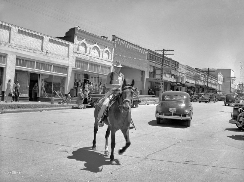 One-Horse Town: 1943