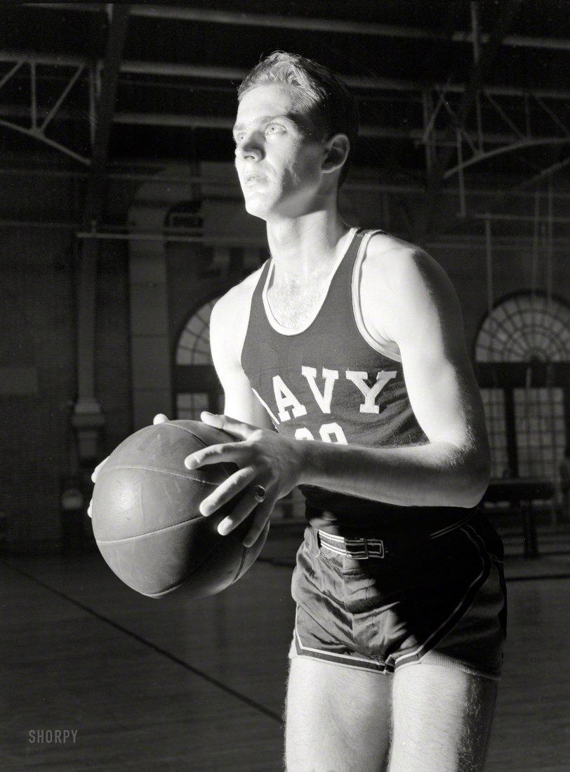 Navy Nets Noir: 1942