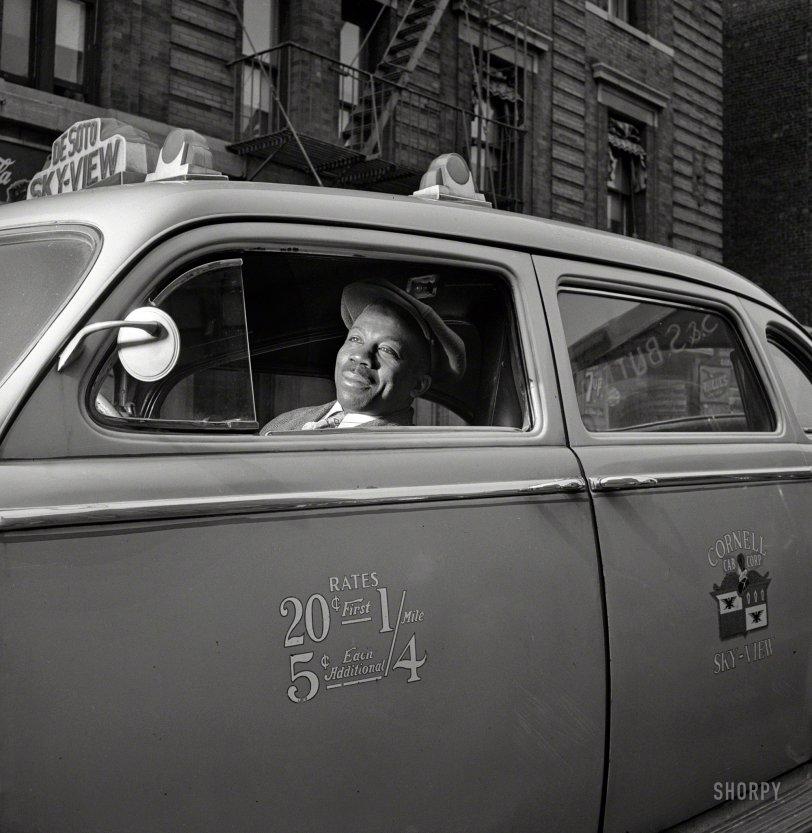 Cab Noir: 1942