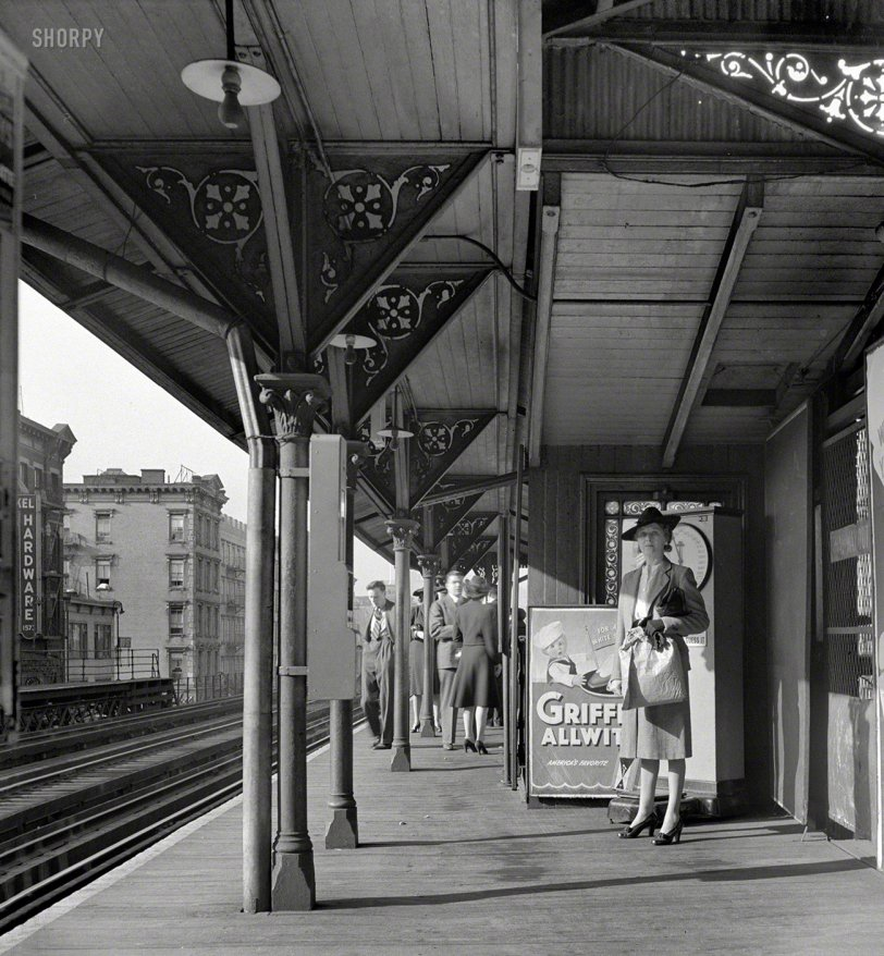 Allwite Morning: 1942