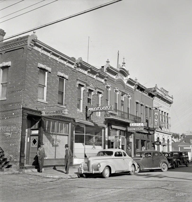 Unangst Block: 1942