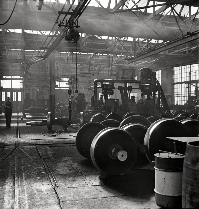 Steel Wheels: 1942