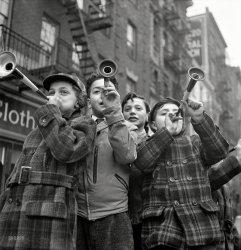 Happy New Year: 1943