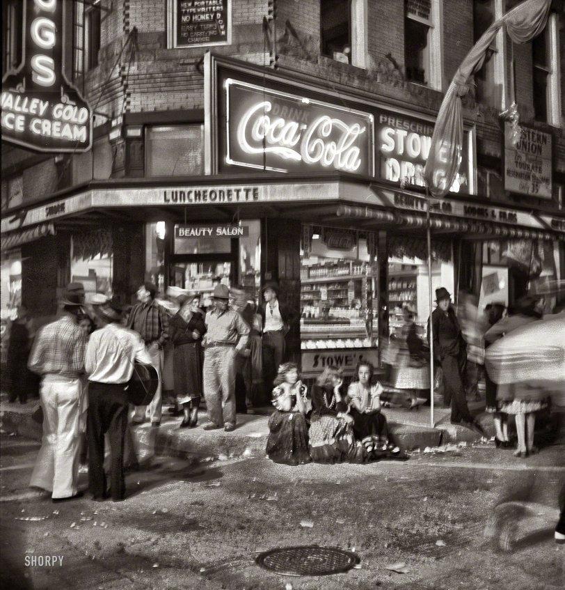 Drugstore Noir: 1940