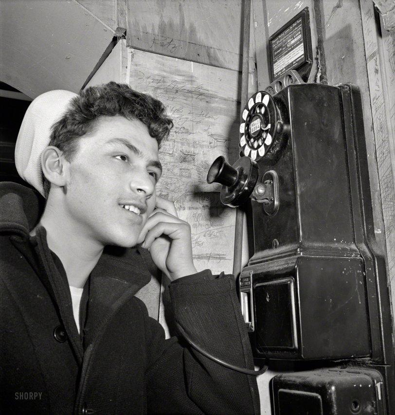 Young Salt: 1943