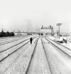Frosty the Brakeman: 1943