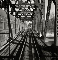 Rails and Rivets: 1943
