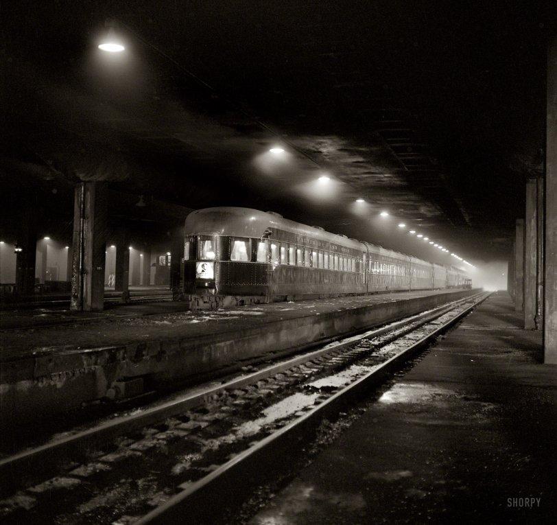Underground Railroad: 1943