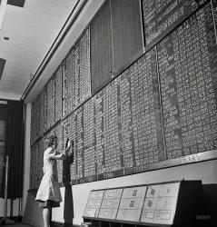 Mrs. Information: 1943