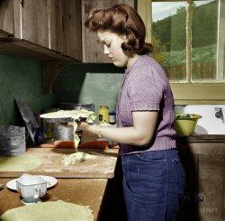 Sugar and Spice (Colorized): 1943