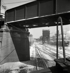 Frosted Tracks: 1943