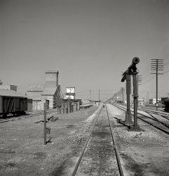 Pampa Depot: 1943